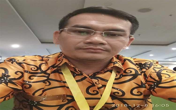 Anigoru, Ketua Komcab Pemuda Katolik Kabupaten Barito Timur