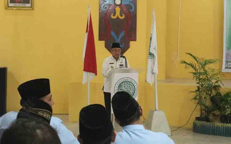 Asisten II Administrasi Perekonomian dan Pembangunan Provinsi Kalimantan Tengah, Nurul Edy