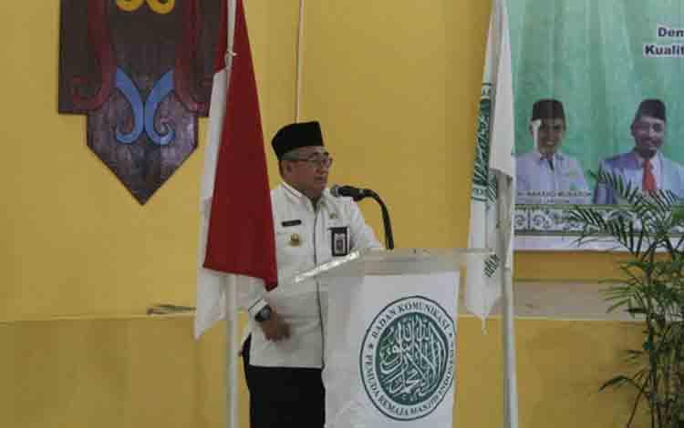 Asisten II Setda Provinsi Kalimantan Tengah, Nurul Edy