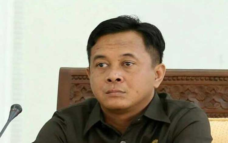 Anggota DPRD Seruyan, M Erwin Toha