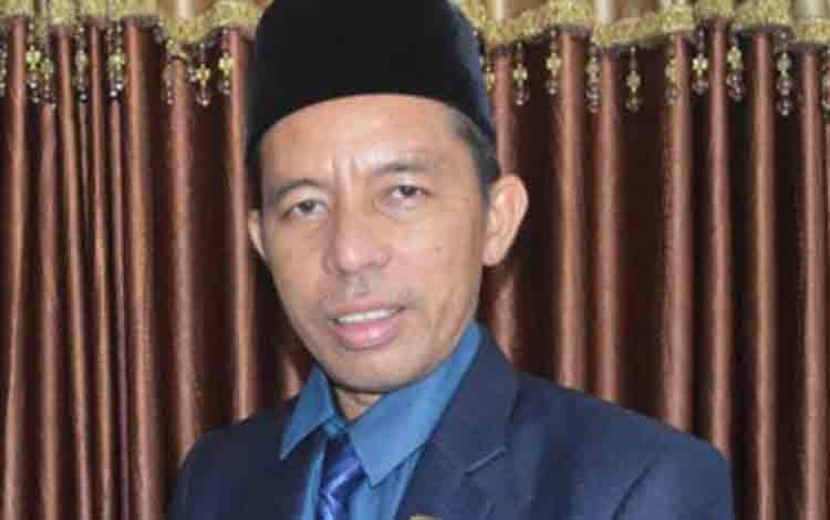 Anggota DPRD Seruyan, M Aswin
