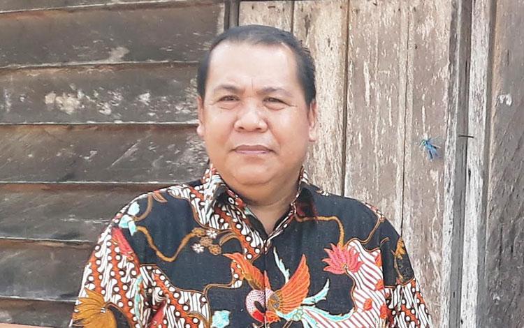 Wakil Ketua I DPRD Kabupaten Gunung Mas, Punding S Merang
