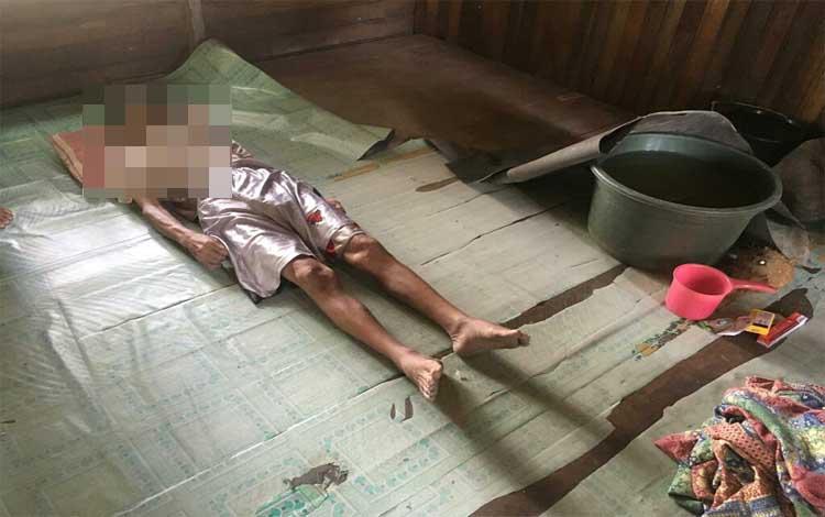 Korban tewas bunuh diri saat berada di rumahnnya, Selasa, 16 Juli 2019