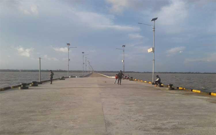 Pelabuhan Teluk Segintung