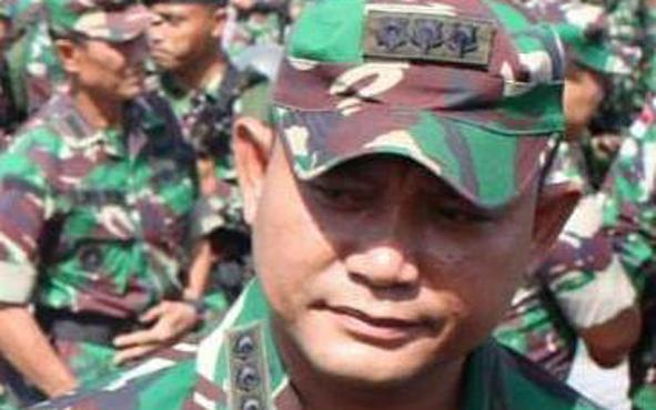 Kepala Penerangan Kodam XII/Tpr, Kolonel Inf Aulia Fahmi Dalimunthe.