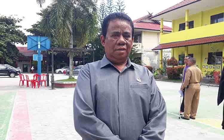 Ketua Komisi A DPRD Kotawaringin Barat, Muhammad AR.