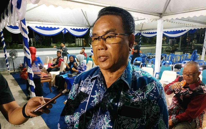 Kepala Dinas Budparpora Barito Utara, Arbaidi.