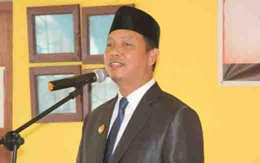 Bupati Sukamara, Windu Subagio mendorong pelaku usaha menjalankan kewajiban tanggung jawab sosial kepada masyarakat sekitar