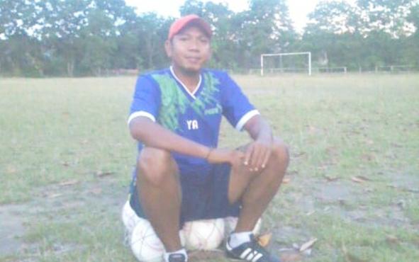 Pengamat sepak bola yang juga mantan pemain bola di era 90-an, Yusro Arodi.