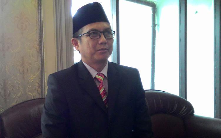 Anggota Bapemperda DPRD Kota Palangka Raya Beta Syailendra.