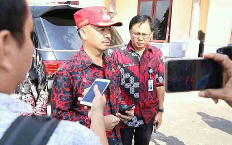 DPRD Bartim Gelar Rapat Paripurna pembahasan Pedoman Aset Daerah beberapa waktu lalu