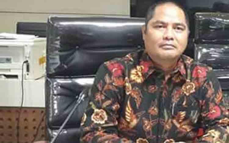 Anggota Komisi C DPRD Kota Palangka Raya, Ferry S Lesa.