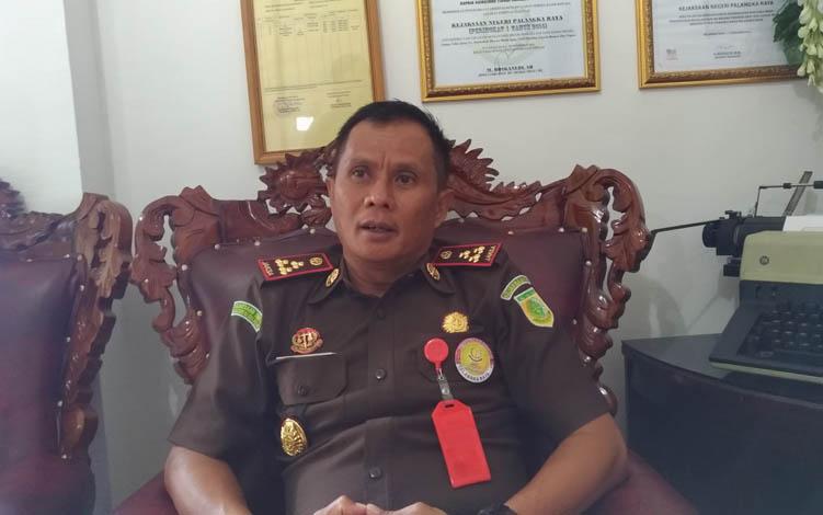 Kepala Kejaksaan Negeri Palangka Raya, Zet Tadung Allo