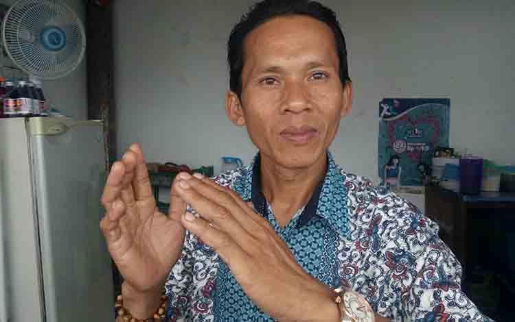 Anggota DPRD Kapuas Faujiannor