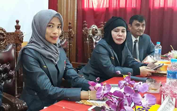 Ketua KPU Kapuas Jamilah Maisura.