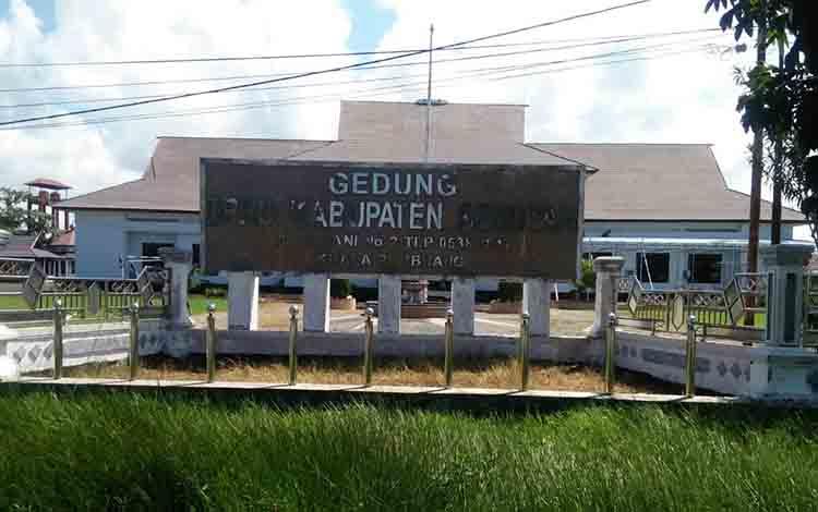 Gedung DPRD Seruyan