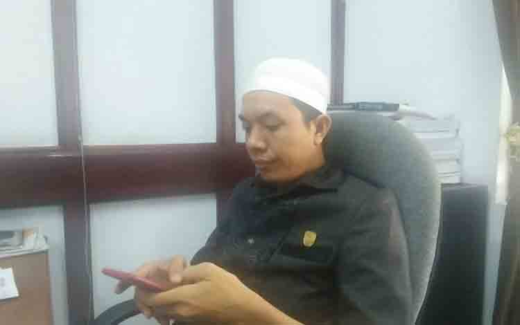 Ketua Komisi C DPRD Seruyan Muhtadin