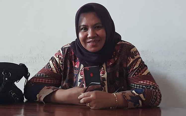 Anggota Komisi III DPRD Kapuas, Noni Ermirawati.