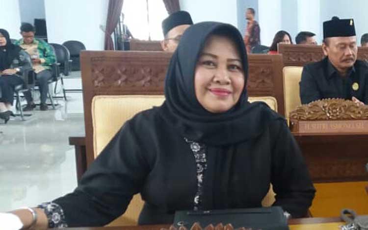 Ketua Fraksi Pembangunan Demokrasi, Masfuatun
