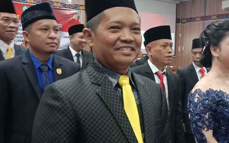 Anggota DPRD Kotim, H Abdul Kadir.