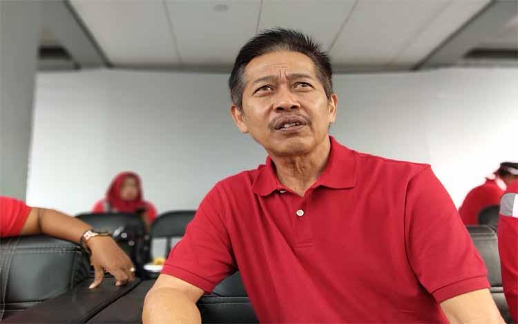 Kadivpas Kanwil Kemenkumham Kalimantan Tengah, Hanibal