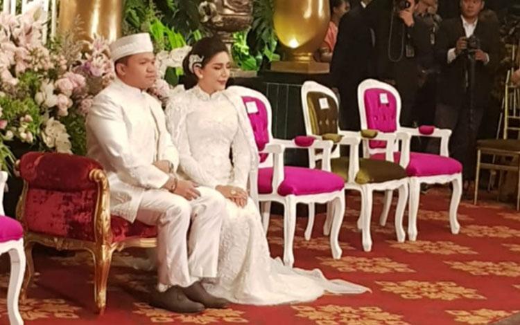 Jery Borneo Putra dengan Natasha Cinta Vinski