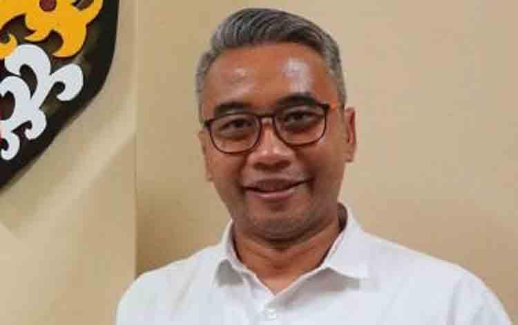 Kepala Bursa Efek Indonesia Kantor Perwakilan Kalimantan Tengah, Stephanus Cahyanto Kristiadi.