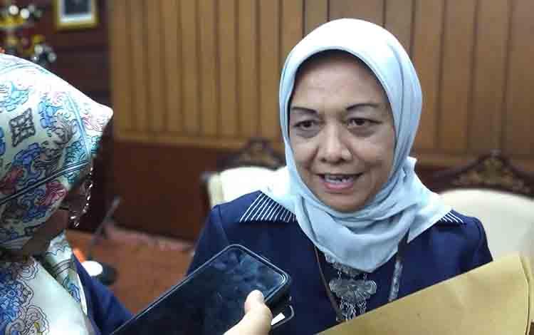 Kepala BPOM Palangka Raya Trikoranti Mustikawati