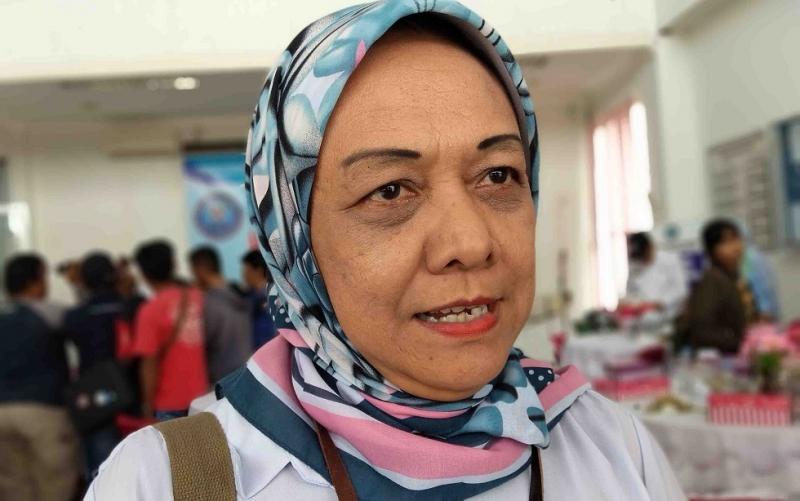 Kepala Balai POM Palangka Raya, Trikoranti Mustikawati.
