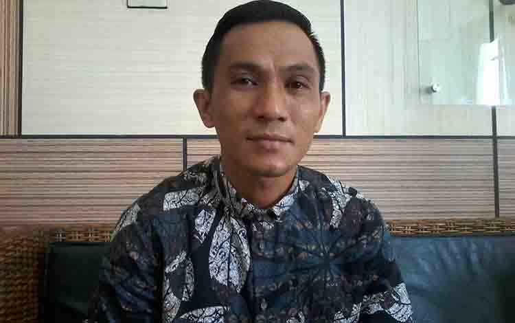 Anggota DPRD Katingan dari Partai Gerindra, Budy Hermanto.