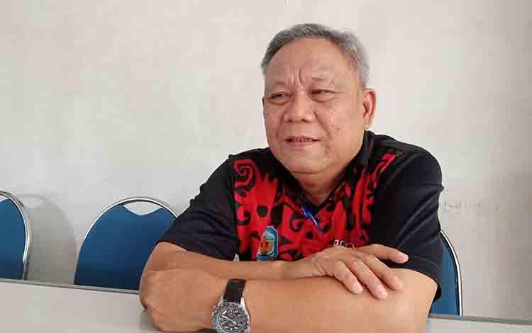 Ketua DPRD Murung Raya sementara, Gad F. Silam