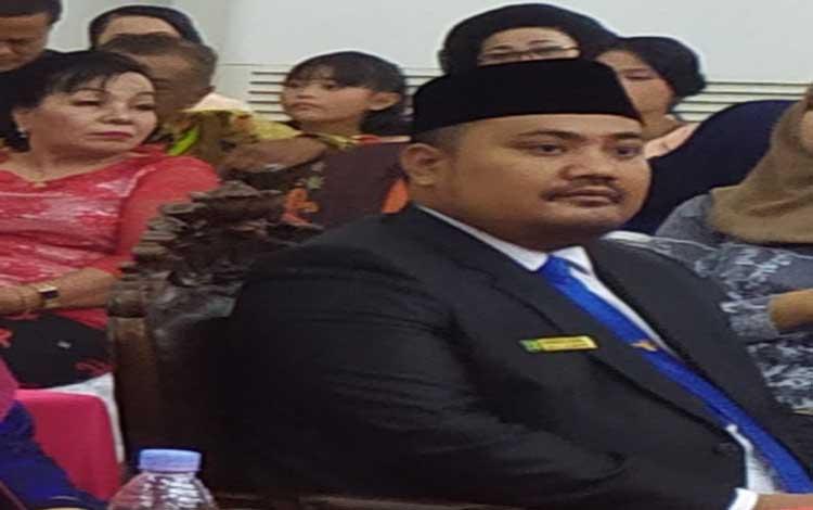 Anggota DPRD Kota Palangka Raya, Noorkhalis Ridha