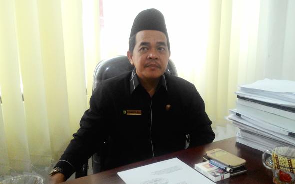 Anggota DPRD Kota Palangka Raya, Riduanto,