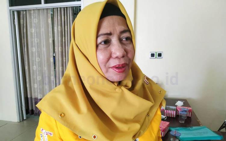 Kepala Dinas Pendidikan Pulang Pisau Aminah.