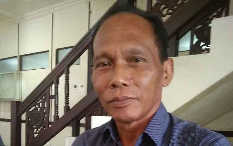 Anggota DPRD Bartim Hadi Santoso