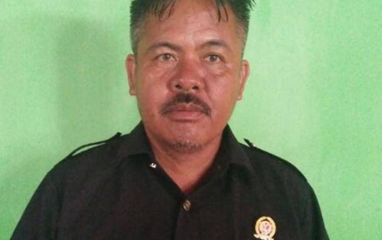 Darniansyah, warga Kecamatan Mendawai Kabupaten Katingan.