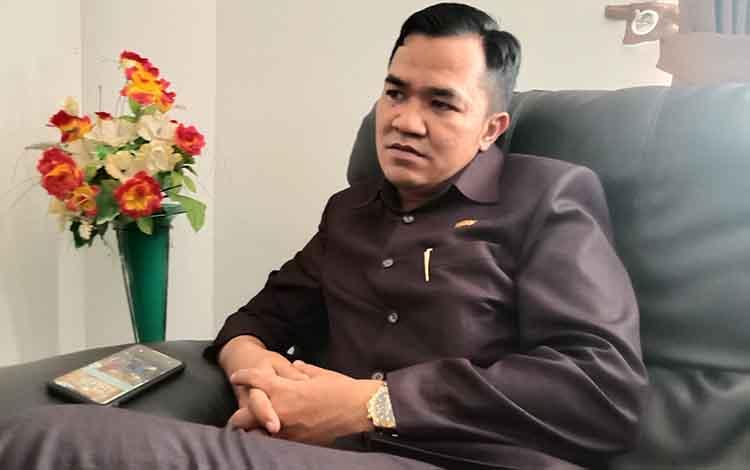 Ketua Sementara DPRD Pulang Pisau, Ahmad Rifai mengharapkan kerja sama dengan media terus terjalin