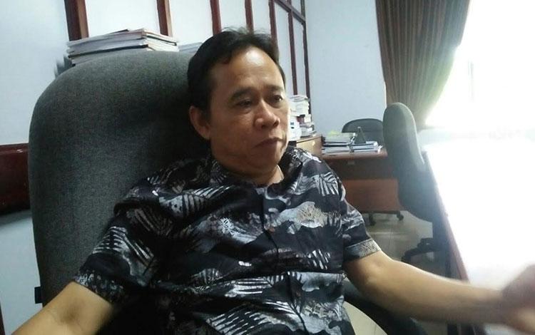 Anggota DPRD Seruyan Bejo Riyanto meminta agar Pemkab Seruyan memperhatihan serapan anggaran
