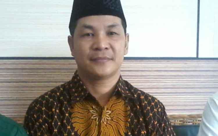 Ketua DPC PKB Kabupaten Katingan, Sufian. Dia menyebutkan nama Fahrul Razi telah direkomendasikan menjadi wakil ketua II DPRD Katingan.