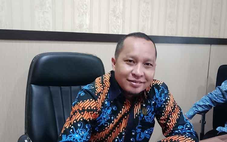 Anggota DPRD Kotim, Syahbana.