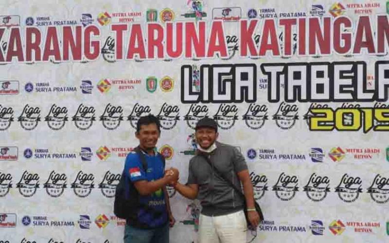 Panitia telah menyiapkan acara pembukaan turnamen sepakbola Liga Tabela Karang Taruna Katingan yang akan digelar mulai Minggu, 8 September 2019, besok.