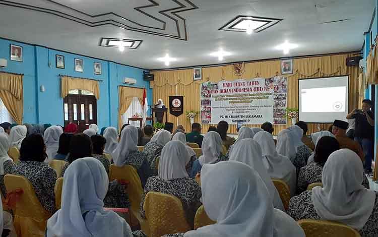 Wabup Sukamara H ahmadi mengatakan bahwa pencegahan stunting perlu kerja nyata.