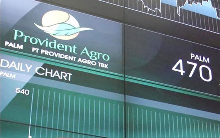 PT Provident Agro Tbk atau PALM siap menerapkan strategi efisiensi dan optimalisasi lahan eksisting akibat tekanan harga CPO