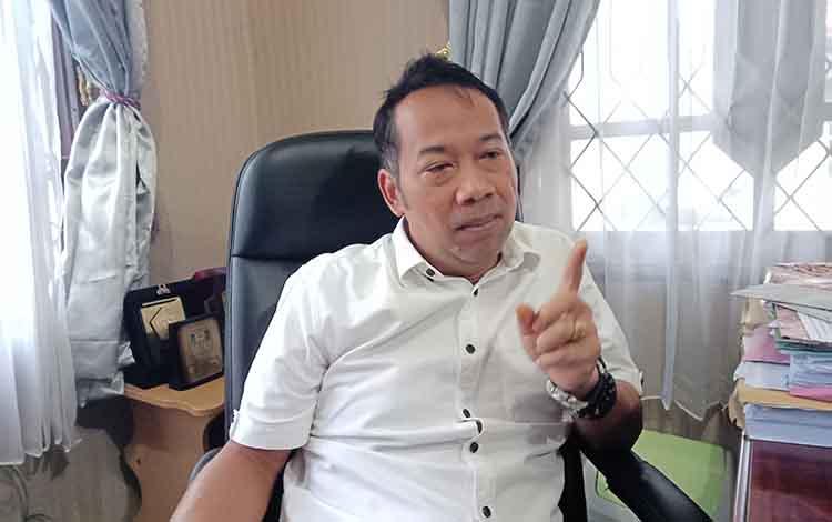Anggota Komisi IV DPRD Kotim, Handoyo J Wibowo.
