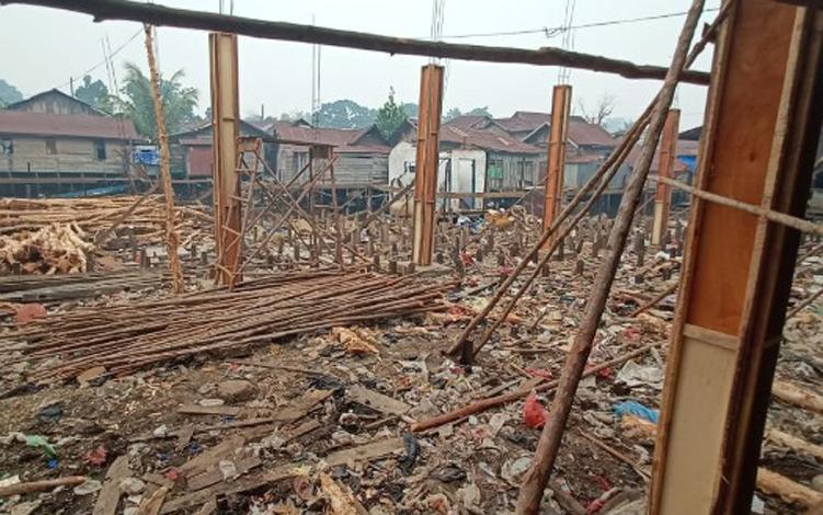 Anggota DPRD Kotawaringin Timur (Kotim) Handoyo J Wibowo mendukung upaya pemerintah kabupaten untuk merevitalisasi Pasar Keramat di Kecamatan Baamang.