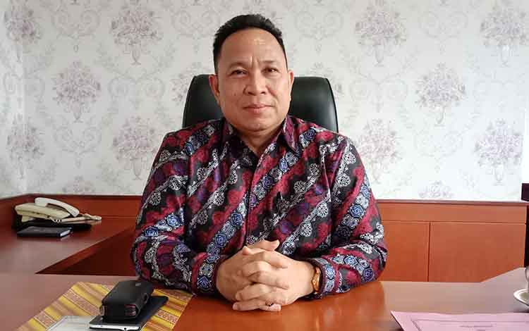 Ketua DPRD Murung Raya Doni minta agar inverstor berperan aktif tanggulangi bencana kabut asap, Senin, 16 September 2019.