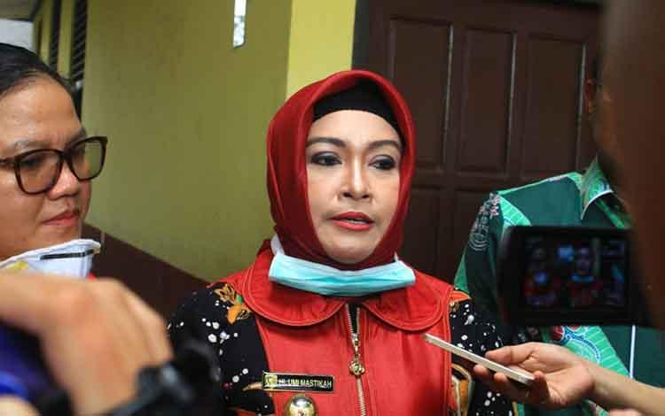Wakil Wali Kota Palangka Raya Umi Mastikah menegaskan, pemko telah berusaha maksimal dalam mencegahan kebakaran hutan dan lahan atau karhutla.