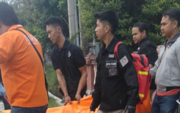 Kurir Palangka Raya (Kupar) meninggal dunia di sebuahbarak sewaan di Jalan Madang, Kecamatan Pahandut, Kota Palangka Raya, Selasa 17 September 2019.