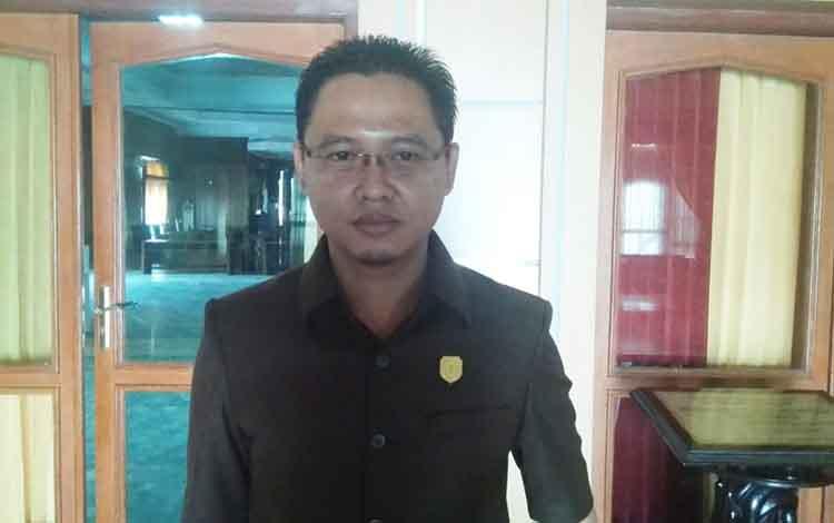 Anggota DPRD Kotawaringin Barat (Kobar) terpilih Irwan Budiannur mengapresiasi langkah Lembaga kesehatan di Kobar dalam menyediakan layanan Oksigen gratis bagi masyarakat.