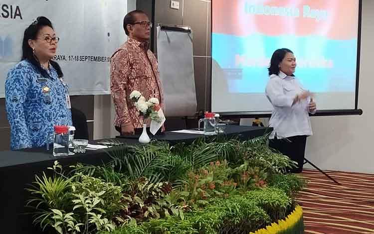 Dinas Perpustakaan dan Arsip Kalimantan Tengah menggelar bimbingan teknis bagi Pustakawan pada Selasa dan Rabu, 17 - 18 September 2019.